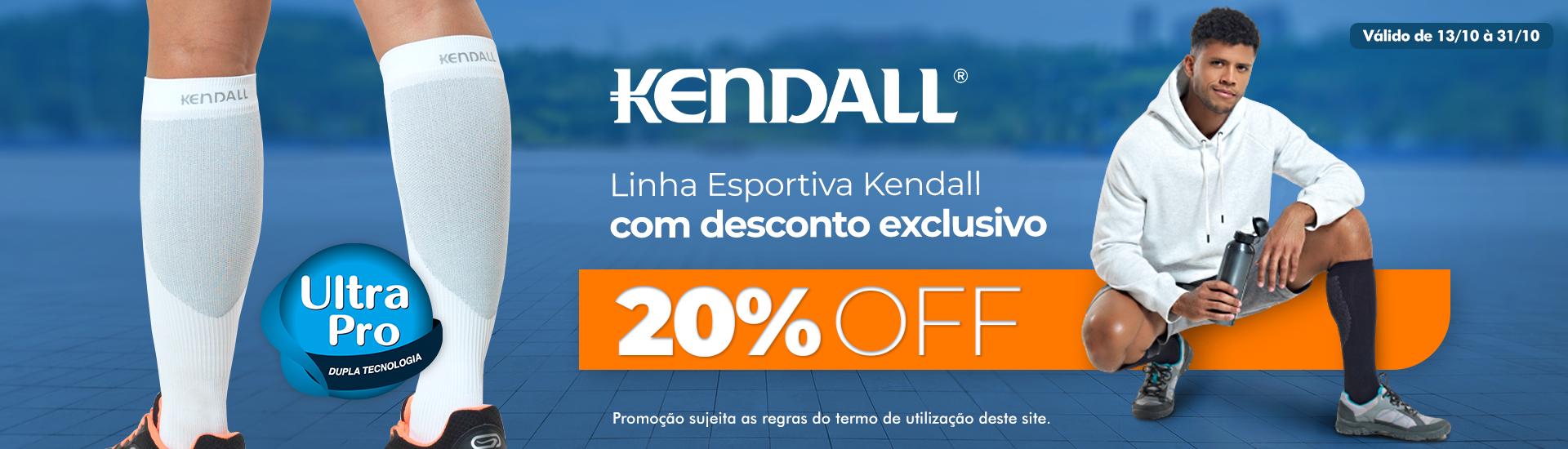 Kendall Esportiva Outubro